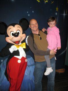 Z, Dad & Mickey