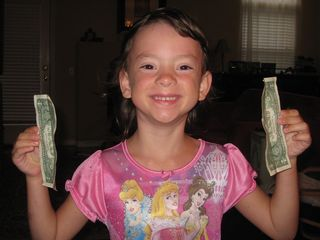 got to love the tooth fairy